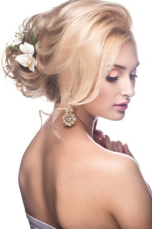Curlies in Blütenform