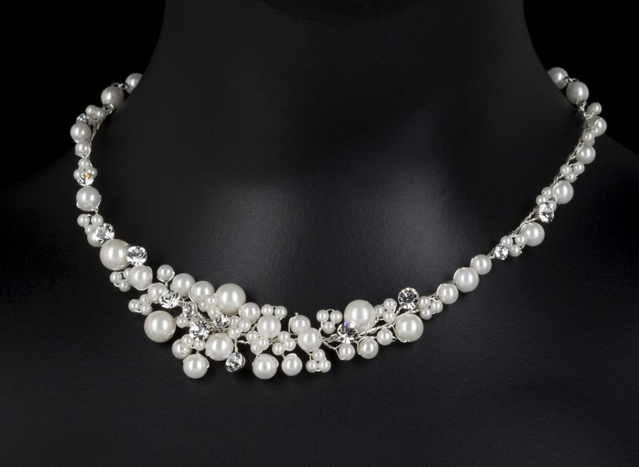 Perlenkette für die Braut